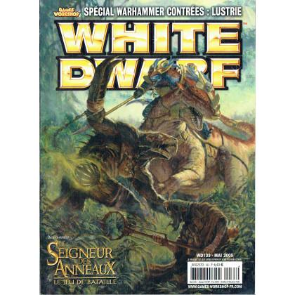 White Dwarf N° 133 (magazine de jeux de figurines Games Workshop en VF) 001