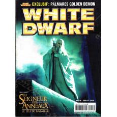 White Dwarf N° 135 (magazine de jeux de figurines Games Workshop en VF)