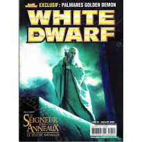 White Dwarf N° 135 (magazine de jeux de figurines Games Workshop en VF)