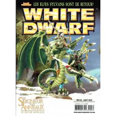 White Dwarf N° 136 (magazine de jeux de figurines Games Workshop en VF)