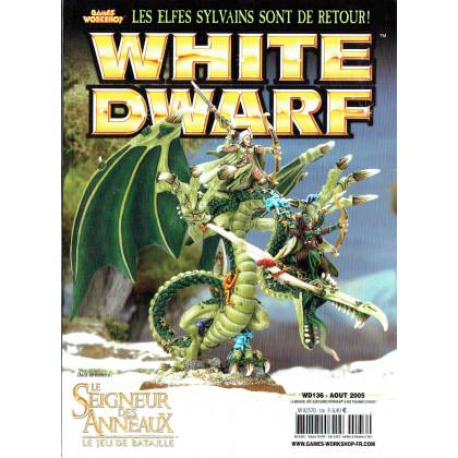 White Dwarf N° 136 (magazine de jeux de figurines Games Workshop en VF) 001