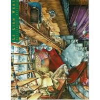 Le Lion Vert (jdr Nephilim 1ère édition de Multisim en VF)
