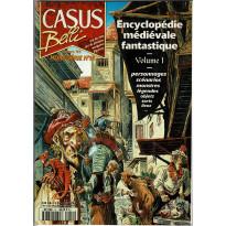 Casus Belli N° 14 Hors-Série - Encyclopédie Médiévale Fantastique Vol. 1 (magazine de jeux de rôle)