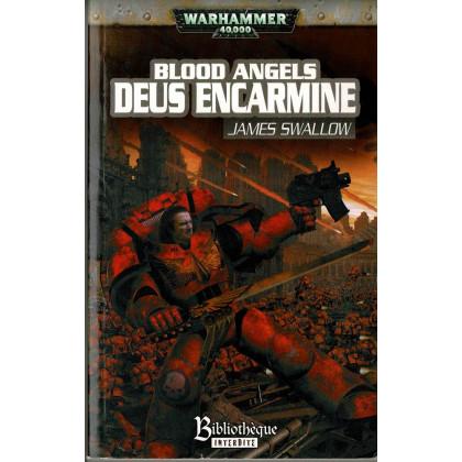 Blood Angels - Deus Encarmine (roman Warhammer 40,000 en VF) 003