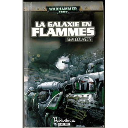 La Galaxie en Flammes (roman Warhammer 40,000 en VF) 001