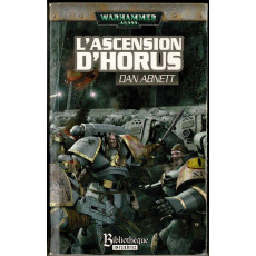 L'Ascension d'Horus (roman Warhammer 40,000 en VF)