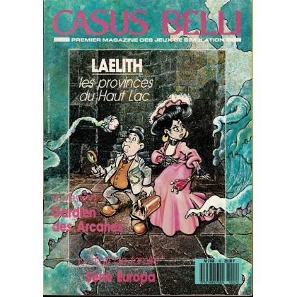 Casus Belli N° 42 - Spécial Laelith (Premier magazine des jeux de simulation) 008