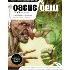 Casus Belli N° 25 (magazine de jeux de rôle - Editions BBE)