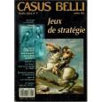 Casus Belli N° 7 Hors-Série - Jeux de Stratégie (magazine de jeux de simulation) 006
