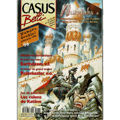 Casus Belli N° 96 (magazine de jeux de rôle) 008