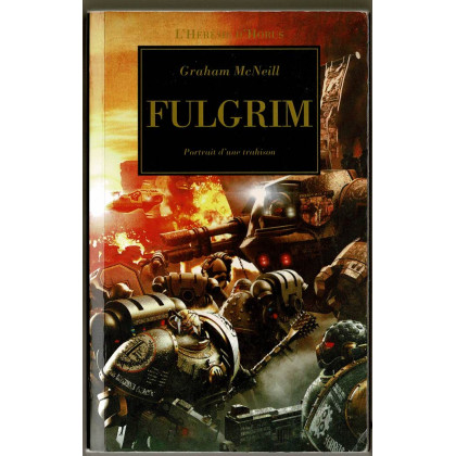 Fulgrim (roman Warhammer 40,000 en VF) 001