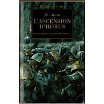 L'Ascension d'Horus (roman Warhammer 40,000 en VF) 001