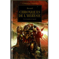 Chroniques de l'Hérésie (roman Warhammer 40,000 en VF)