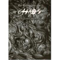 Le Grimoire du Chaos N° 20 Inédit - Les Terres du Nord (fanzine jdr Warhammer V1 & V2 en VF) 002