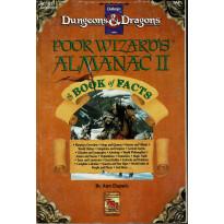 Poor Wizard's Almanac II (jdr D&D 1ère édition en VO)