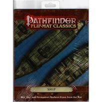 Flip-Mat Classics - Ship (jdr Pathfinder en VO)