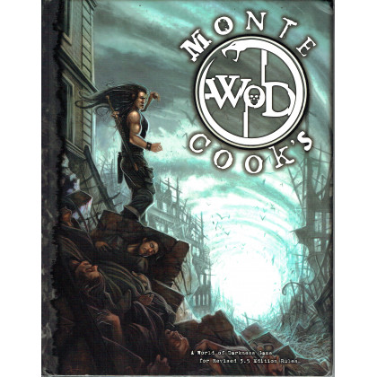 Monte Cook - A World of Darkness (jdr D20 System - 3.5 Edition Rules en VO) 001