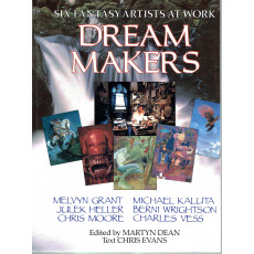 Dream Makers- Six Fantasy Artists at Work (livre artbook en VF)