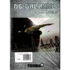 D6 Galaxies - Les Immortels (jdr de Studio 9 en VF)