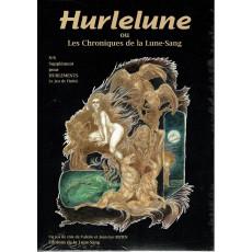 Hurlelune N° 6 - Les Chroniques de la Lune Sang (jdr Hurlements en VF)