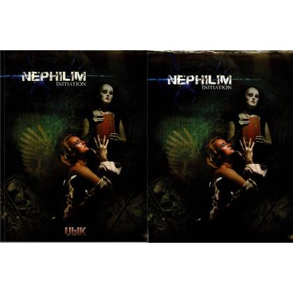 Nephilim Révélation - Initiation (jdr 3e édition en VF) 003