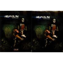 Nephilim Révélation - Initiation (jdr 3e édition en VF)