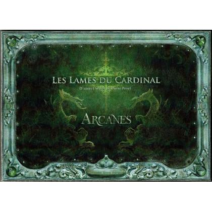 Les Lames du Cardinal - Arcanes (jdr Sans Détour en VF) 004