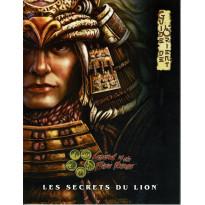 Les Secrets du Lion - Guide de l'Orient (jdr Legend of the Five Rings L5R en VF) 001