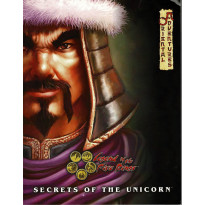 Secrets of the Unicorn - Oriental Adventures (jdr Legend of the Five Rings L5R en VO) 001