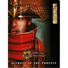 Secrets of the Phoenix - Oriental Adventures (jdr Legend of the Five Rings L5R en VO)