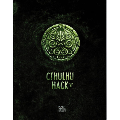 Cthulhu Hack - Livre de base (Jdr Les XII Singes en VF) 001