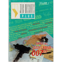 Jeux Descartes Plus Volume 4 - Spécial James Bond 007 (magazine Jeux Descartes en VF)