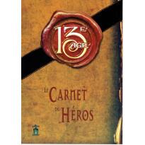 13e Age - Le Carnet du Héros (jdr 7e Cercle en VF)