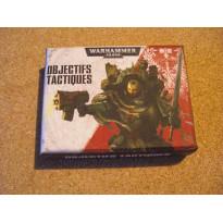 Objectifs Tactiques - Boîte de 36 cartes (jeu figurines Warhammer 40,000 en VF)