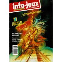 Info-Jeux Magazine N° 7 (La Passion des jeux de rôles) 009