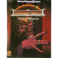 DSR3 Veiled Alliance (jdr Dark Sun - AD&D 2nd édition en VO)