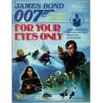 For your Eyes Only (James Bond 007 Rpg en VO) 004