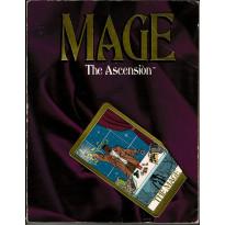 Mage The Ascension - Livre de base (jdr 1ère édition en VO)