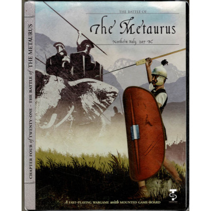 The Battle of the Metaurus - Northern Italy 207 BC (wargame TPS en VO) 001