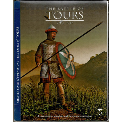The Battle of Tours 732 AD (wargame TPS en VO) 001