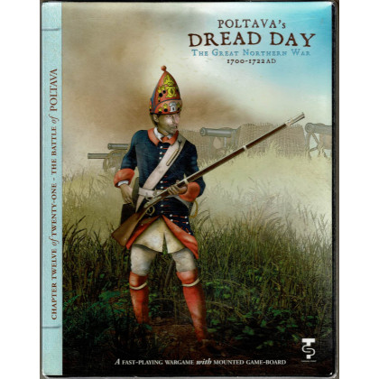 Poltava's Dread Day - The Great Northern War 1700-1722 AD (wargame TPS en VO) 001