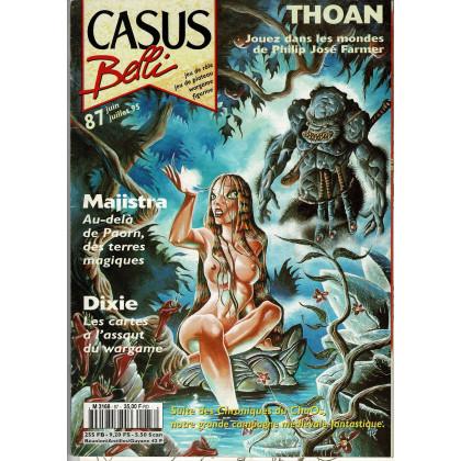 Casus Belli N° 87 (magazine de jeux de rôle) 009