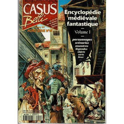 Casus Belli N° 14 Hors-Série - Encyclopédie Médiévale Fantastique Vol. 1 (magazine de jeux de rôle) 007