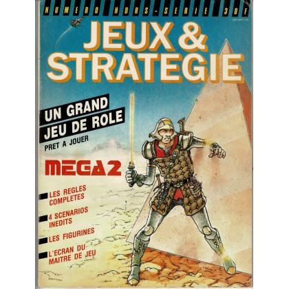 MEGA 2 - Messagers Galactiques (jdr de Jeux & Stratégie Hors-Série N° 2) 004