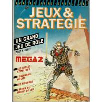 MEGA 2 - Messagers Galactiques (jdr de Jeux & Stratégie Hors-Série N° 2)