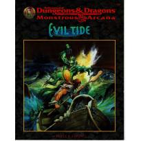 Evil Tide (jdr AD&D 2e édition révisée en VO)