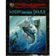 Night of the Shark (jdr AD&D 2e édition révisée en VO) 001