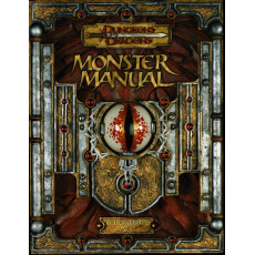Monster Manual - Core Rulebook III v.3.5 (jdr D&D 3.5 en VO)