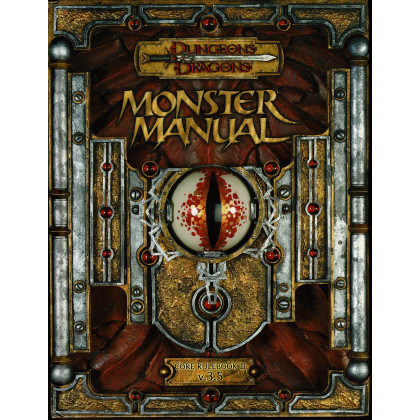 Monster Manual - Core Rulebook III v.3.5 (jdr D&D 3.5 en VO) 005