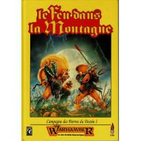 Le Feu dans la Montagne (jdr Warhammer 1ère édition en VF) 004